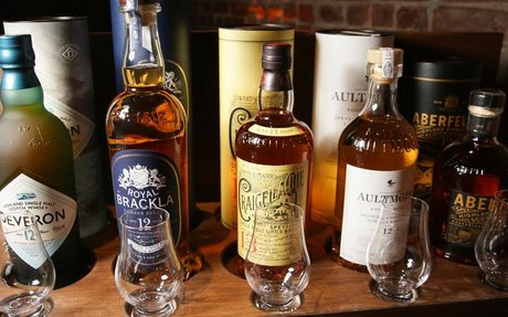 John Dewar & Sons Receives Top Honors at San Francisco World Spirits Competition - Chil...