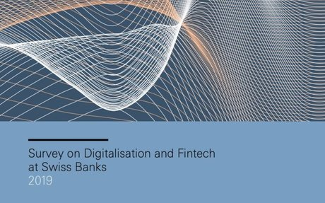 2019-08 Swiss National Bank: Results Digitalisation and Fintech at Swiss Banks