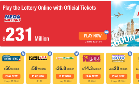 Play EuroMillions Online | Buy Official Tickets | theLotter