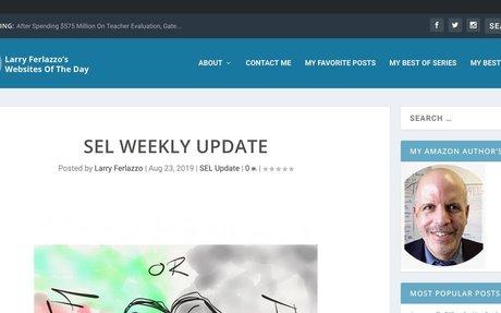 SEL Weekly Update