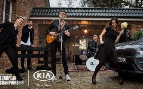 Kia returns to League of Legends European Championship 2020 - automobilsport.com