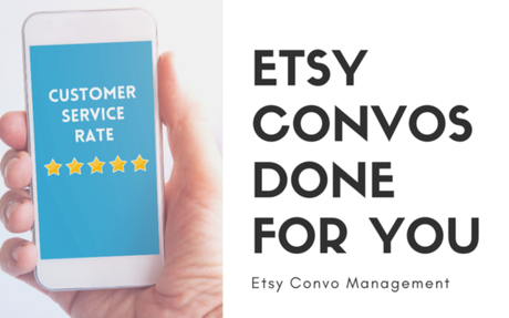 Get Etsy Convo Management by the Hour
