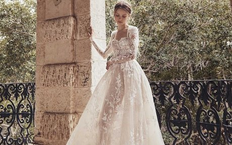 These Are the Must-Have Bridal Trends of Spring 2020