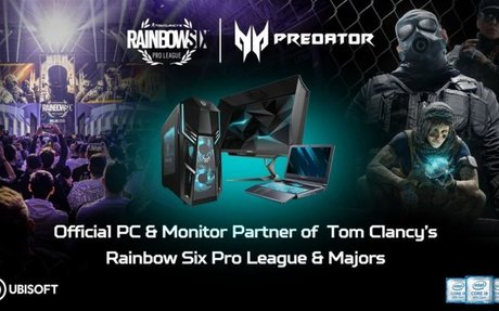 Acer Predator Ink Major eSports Sponsorship Deal – channelnews