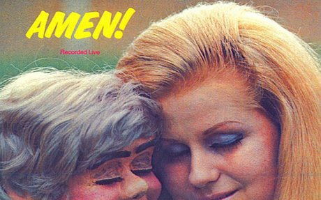 You Have to See These Unintentionally Creepy Vintage Christian Album Covers!