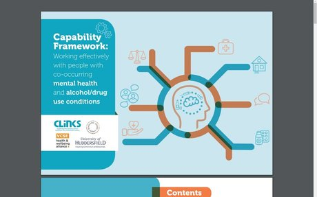 New capability framework from Clinks & Revolving Doors