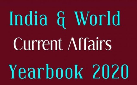 General Awareness/Current Affairs Yearbook 2020 - Study Portal