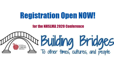 New Hampshire School Library Media Association - NHSLMA 2020 Conference