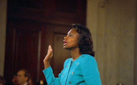 How Anita Hill's Confirmation Hearing Testimony Brought Workplace Sexual Harassment to ...