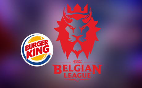 BURGER KING to Sponsor New Belgian Online League of Legends League