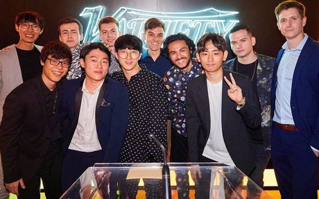 Overwatch League Brings Esports To The Red Carpet At Variety's Power Of Young Hollywood...
