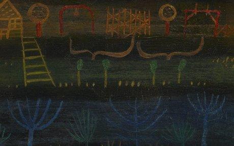 Paul Klee, When the World Went Dark