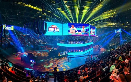 Fortnite's second celebrity tournament was a spectacular preview of next month's World Cup