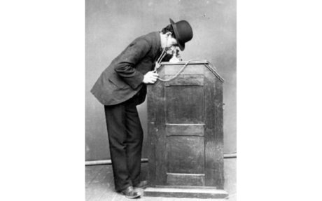 Education à l'image : Le Kinetoscope