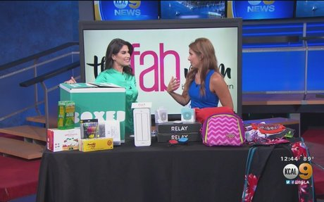 Relay featured on The Fab Mom With Cool Back To School Ideas For Parents