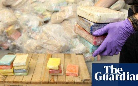 We can't halt drug trade with arrests
