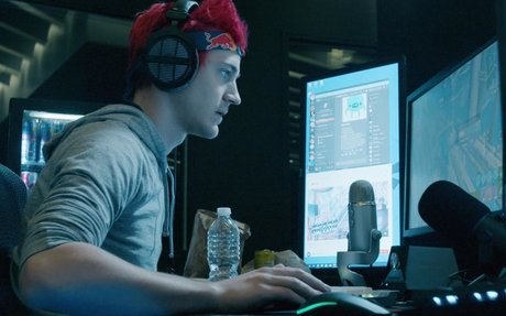 Ninja, the biggest name in online gaming, is switching streaming platforms