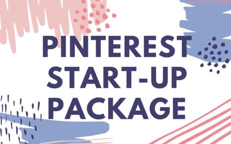 Fresh Start Pinterest Account Setup Package