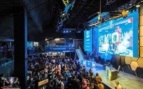 Capcom starts charging paid admission to eSports events:The Asahi Shimbun