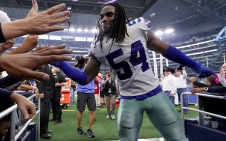 Dallas Cowboys', Jaylon Smith, Joins iCryo As Equity Partner; Explains Benefits Post-In...