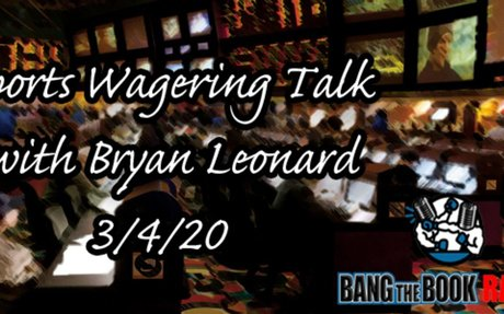 Conference Tournaments, NL Central, and NBA – Sports Wagering Talk with Bryan Leonard M...