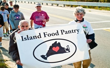 Expenses Up at Island Food Pantry