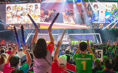 The Overwatch League Grand Finals showed what the future of professional esports could ...