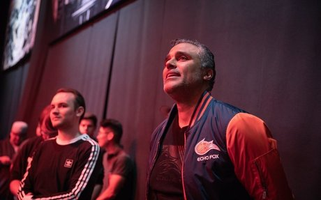 Rick Fox is hosting a 24-hour charity stream with Faker, Tyler1, and others | Dot Esports