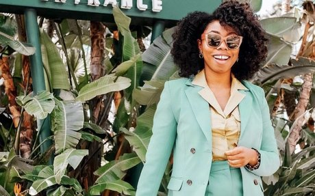 A Chat with Corporate Curly Chat: Let's Talk about Natural Hair in the Workplace  | Nat...