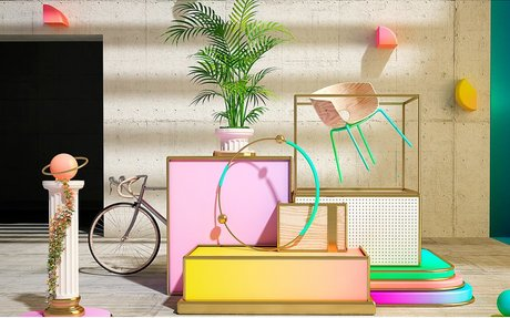 CX // Elevating the Art of CX to Design Retail's Future