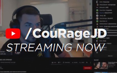 CouRage Leaves Twitch for YouTube Gaming