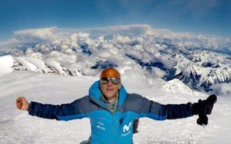 Karl Egloff and the New Denali Speed Record