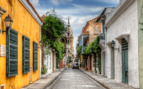 - HOT!! New York to Cartagena, Colombia for only $190 roundtrip (Nov-Dec dates)