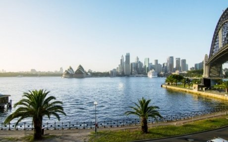 Dining out: the view from Sydney