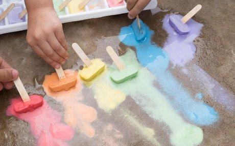 Chalk Ice