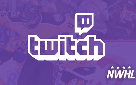 Twitch Named Exclusive Streaming Partner of National Women's Hockey League