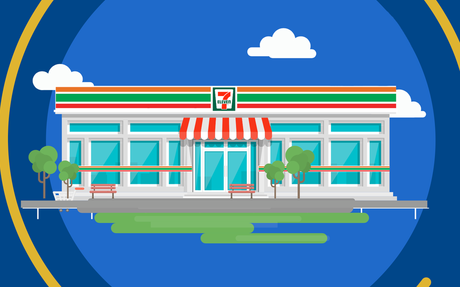 BRAND HIGHLIGHT // 7-Eleven Enters The Fray, Cashierless Stores Stay In The Test Phase