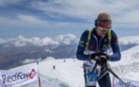 Montañista ecuatoriano Karl Egloff logra récord mundial de ascenso y descenso