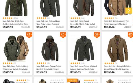 BANGGOOD Men Fashionstore online,Wholesale Clothing