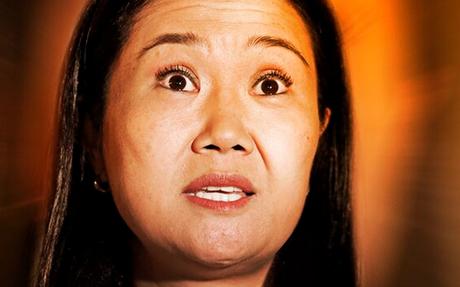 PJ rebaja prisión preventiva a Keiko Fujimori a 18 meses