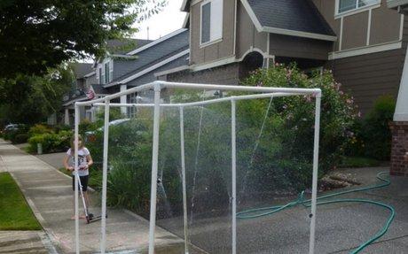 Ride Thru Sprinkler Tutorial