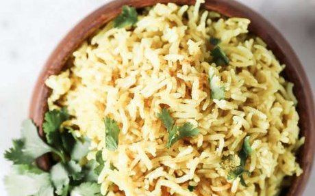Instant Pot Coconut Curry Rice Recipe | Yummly