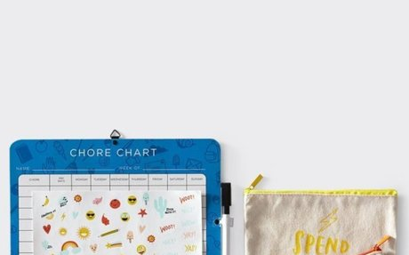 Boon Supply in 14 Chore Charts That'll Keep Kids Busy at Home