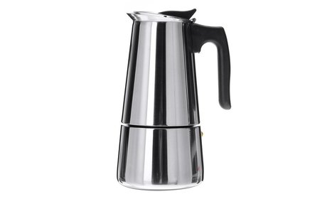 Get a further 12% Discount on 9 Cup GodMorn™ Espresso Percolator Coffee Stovetop Maker