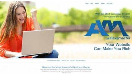 AlexaMaster.com Most Popular Traffic Generator