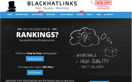 Blackhatlinks.com Member Registration