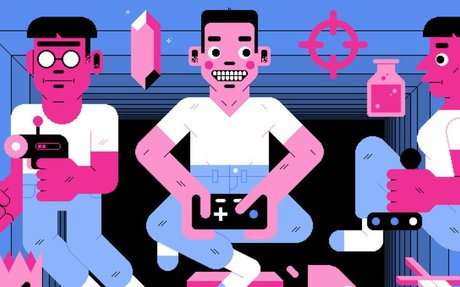 Opinion | Are Video Games the Best New Social Network?