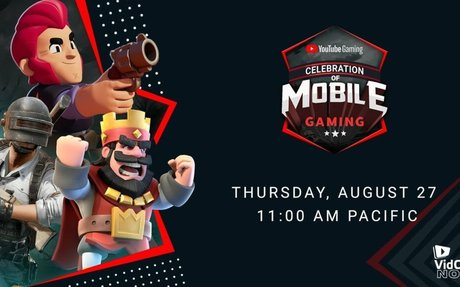 Celebration of Cell Gaming by YouTube provides mainstream interest to Cellular Esports