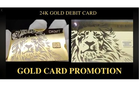💳 Gold Card Promotion 💳