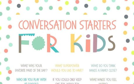 """""""What Are You Proud Of?"""" and Other Conversation Starters to Have With Kids"""
